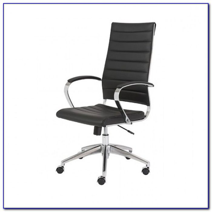 High Back Office Chair With Lumbar Support