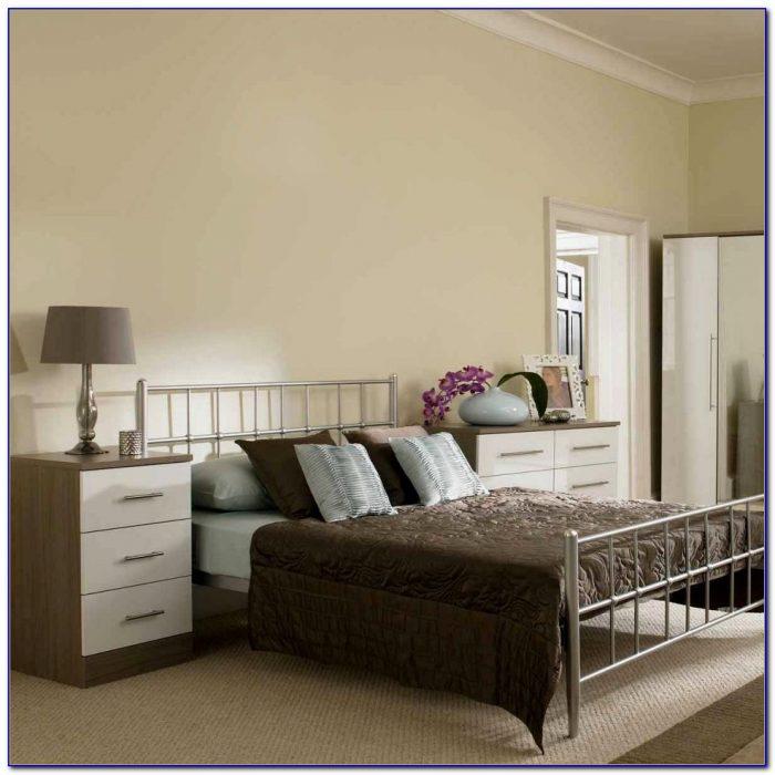 Oak Furniture Land White Bedroom Furniture