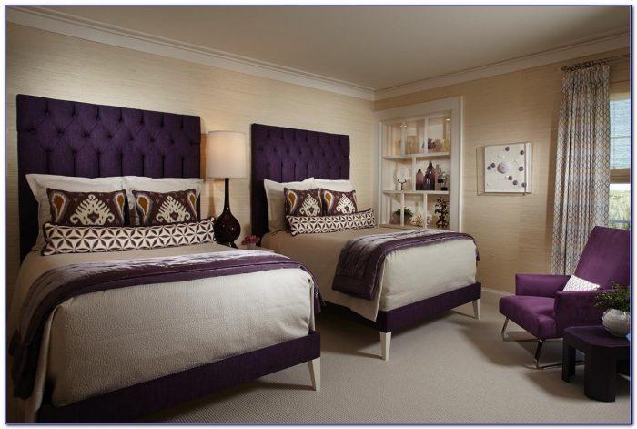 Plum Accessories For Bedroom