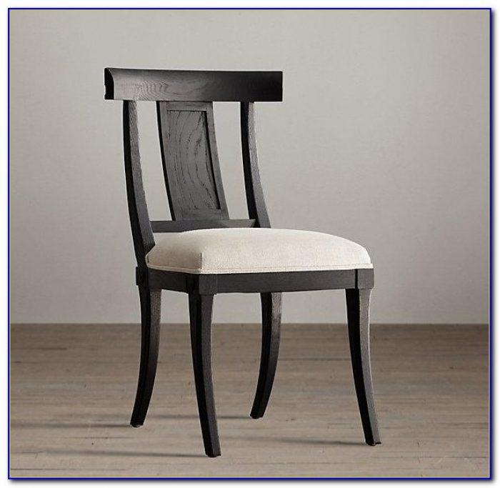 Restoration Hardware Dining Chairs Kijiji