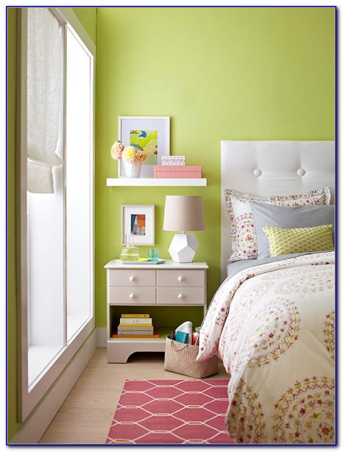 Small Space Bedroom Storage Solutions