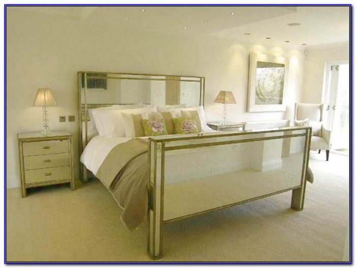 Smoked Mirrored Bedroom Furniture Uk