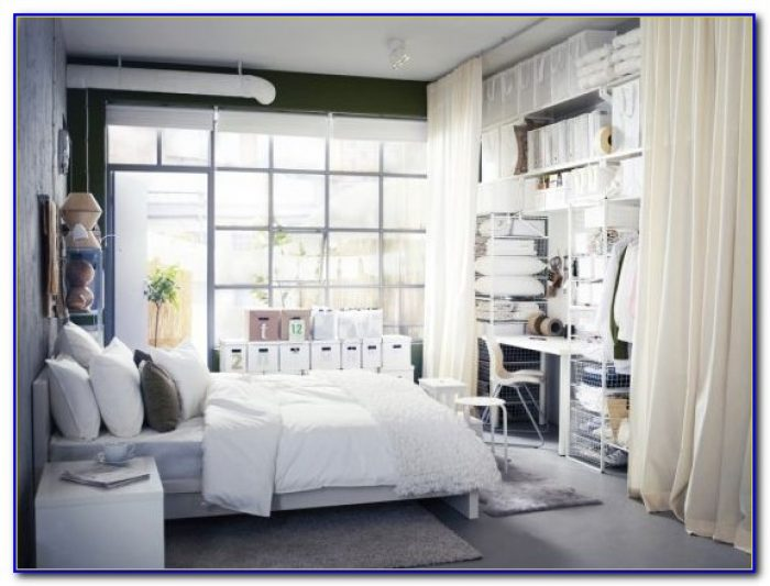 Storage Solutions For A Very Small Bedroom