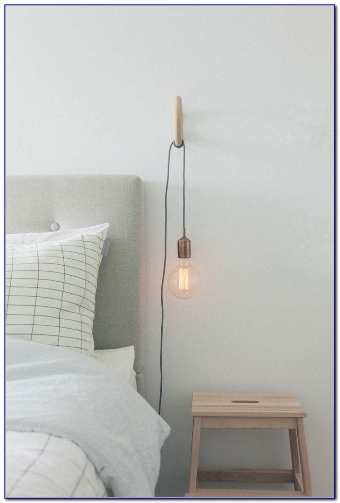 White Lamps For Nightstands