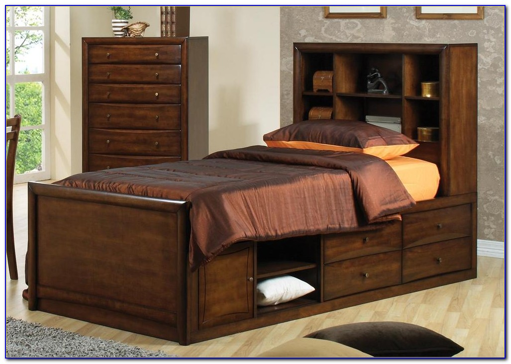 Youth Bedroom Furniture With Storage
