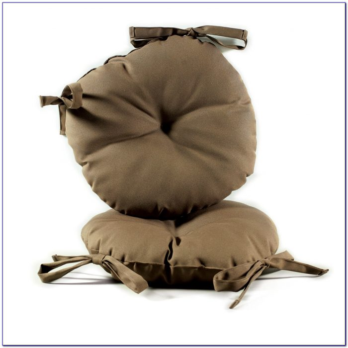 18 Round Outdoor Chair Cushions