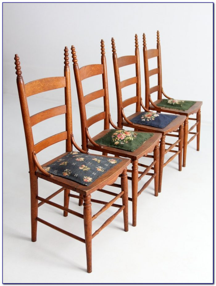 Antique Ladder Back Chair Styles