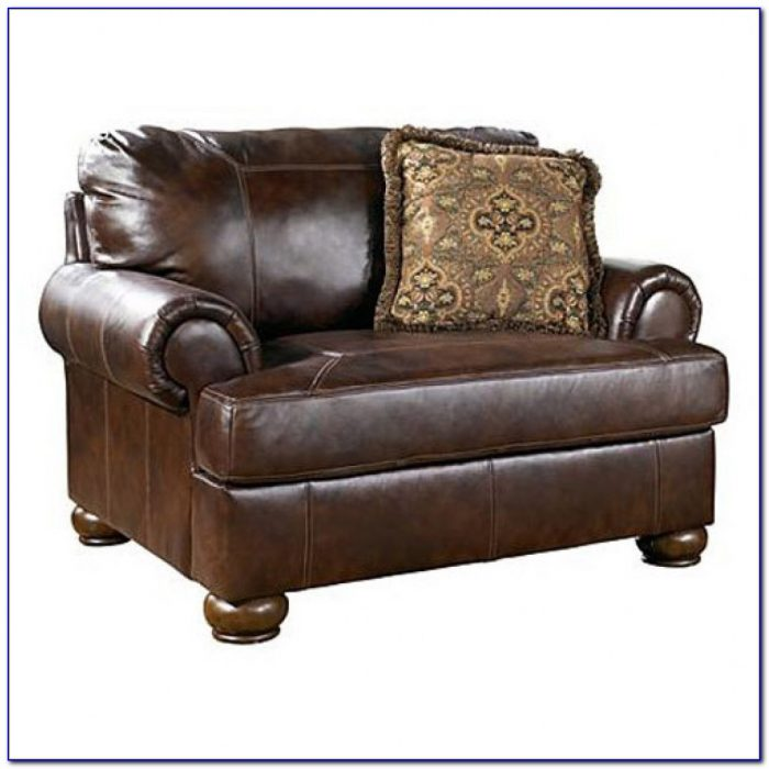 Ashley Furniture Leather Chair