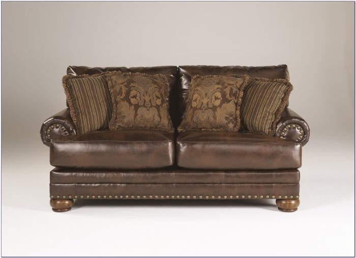 Ashley Furniture Leather Couches