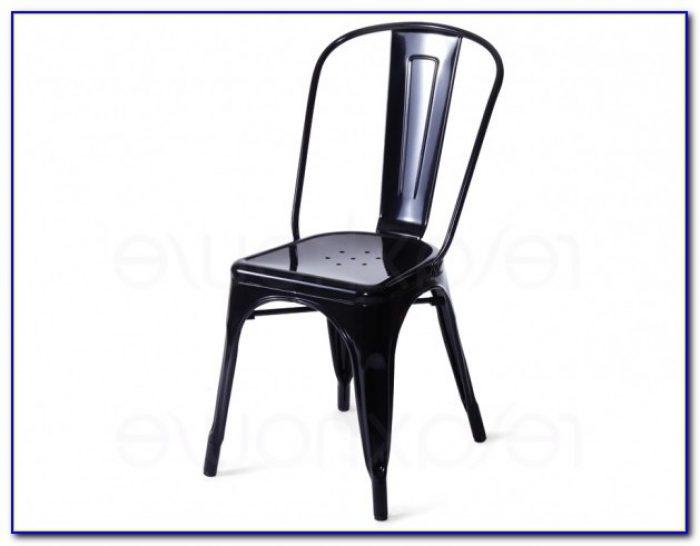 Black Metal Dining Chairs Nz