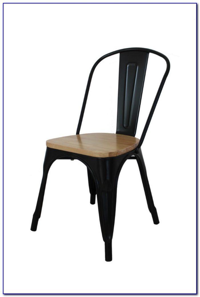 Black Metal Dining Chairs Uk