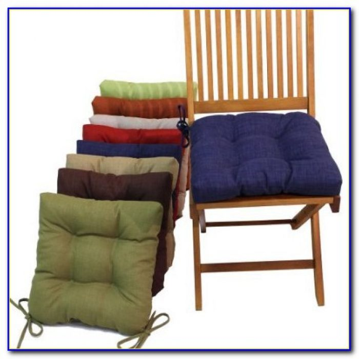 Chair Cushions With Ties Ebay