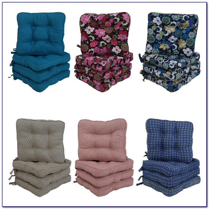 Chair Cushions With Ties Outdoor