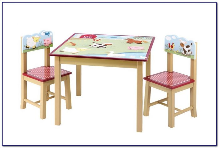 Child Desk Chair Pink