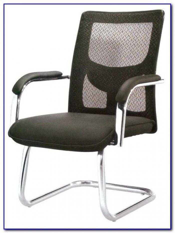 Desk Chair No Wheels