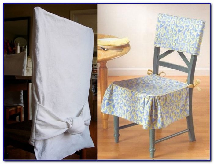 Dining Chair Slipcovers Linen