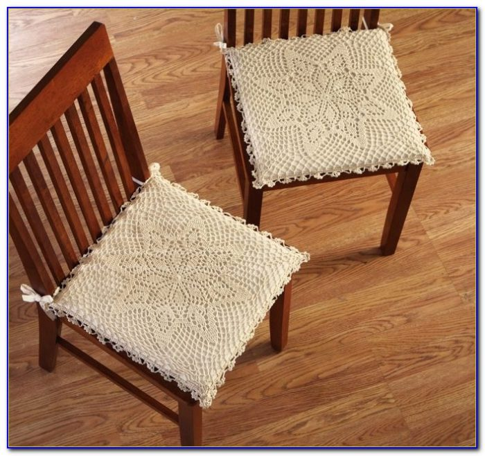 Dining Room Chair Pads With Ties