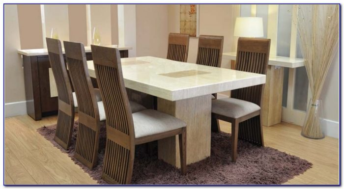 Dining Tables And Chairs For Small Spaces