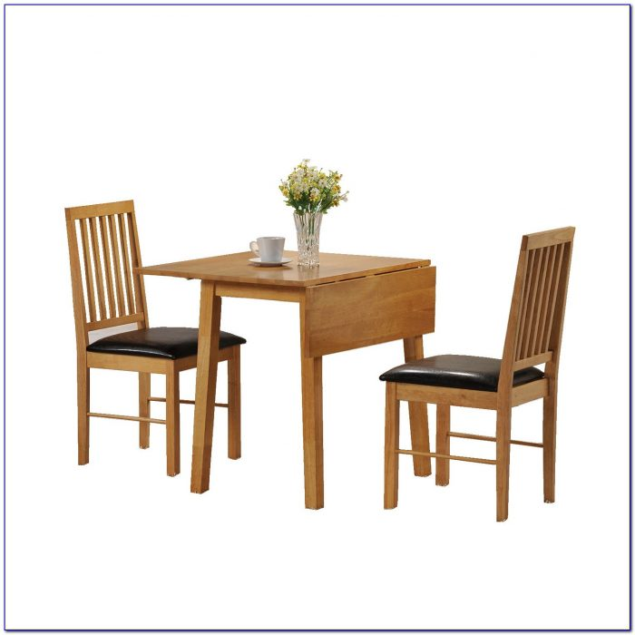 Drop Leaf Table And Chairs Antique