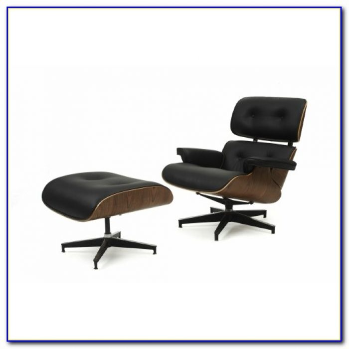 Eames Style Lounge Chair Replica