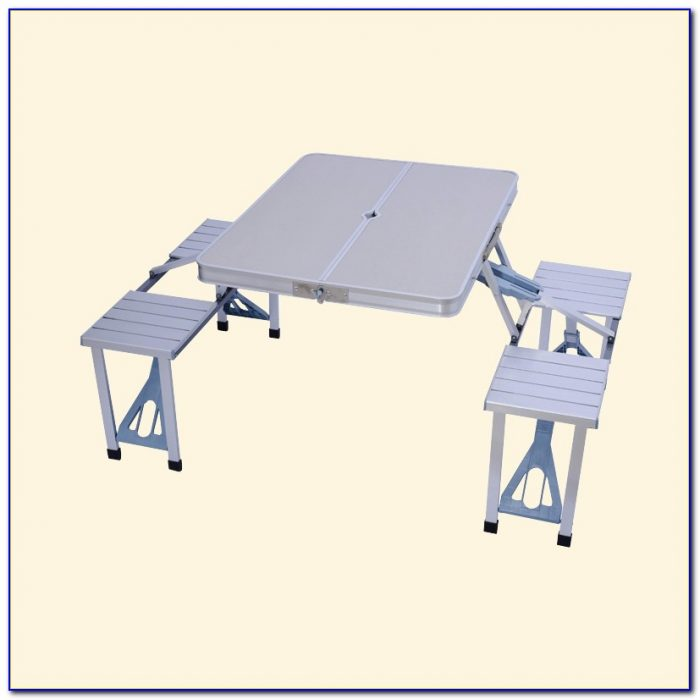 Folding Table And Chairs Set In India