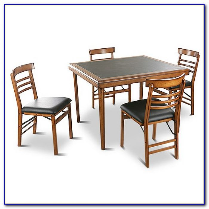 Folding Table With Chairs Uk