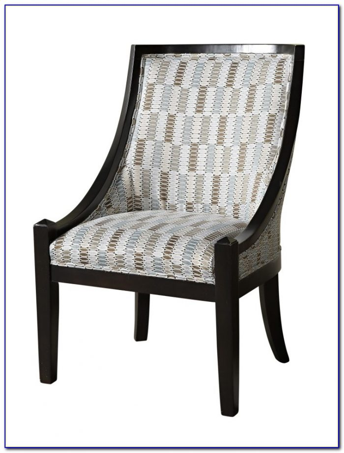 High Back Armless Accent Chairs