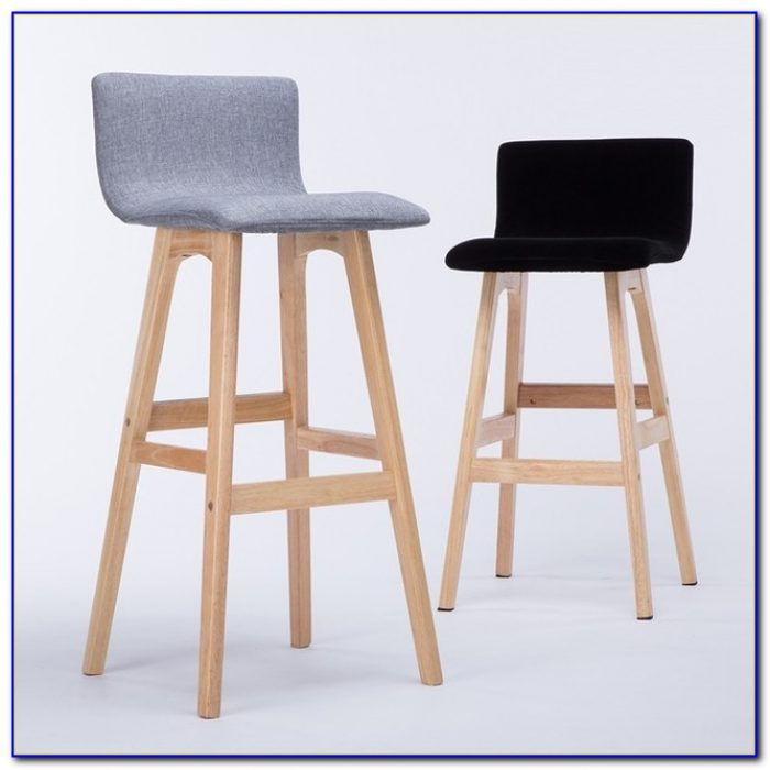 High Chair For Bar With Back