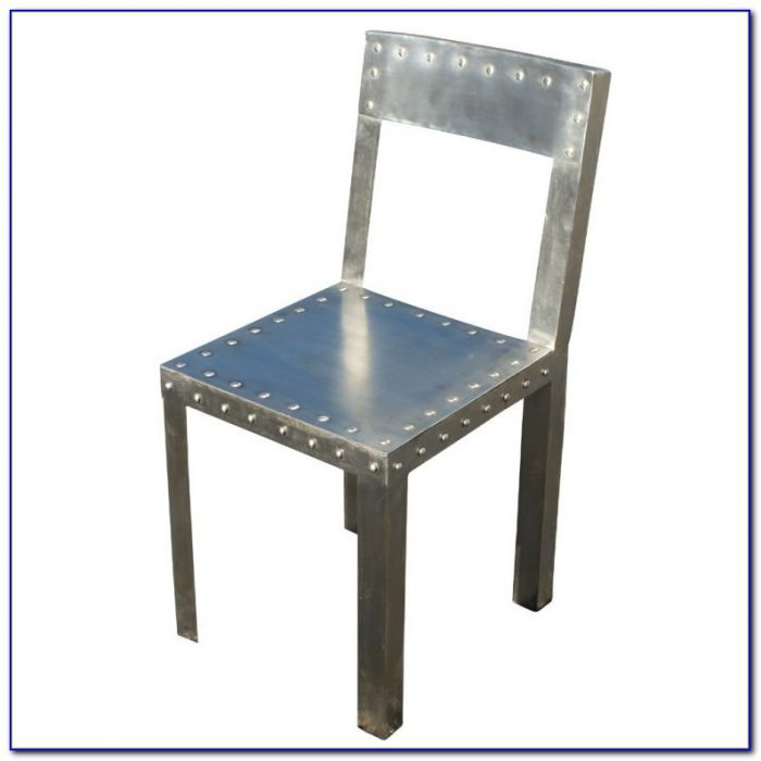 Industrial Metal Dining Chairs Uk
