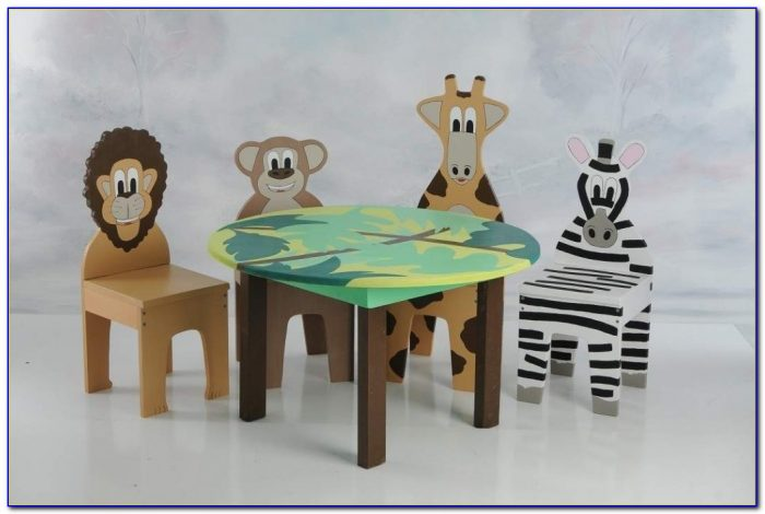 Kid Table And Chair Set Canada