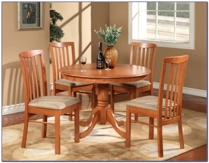 Kitchen Table Chairs With Arms