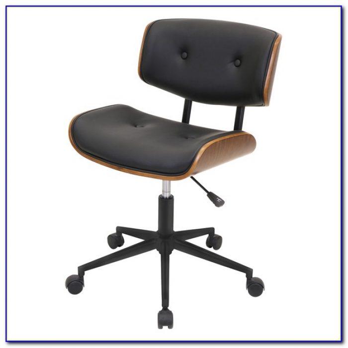 Mid Century Office Chair Swivel