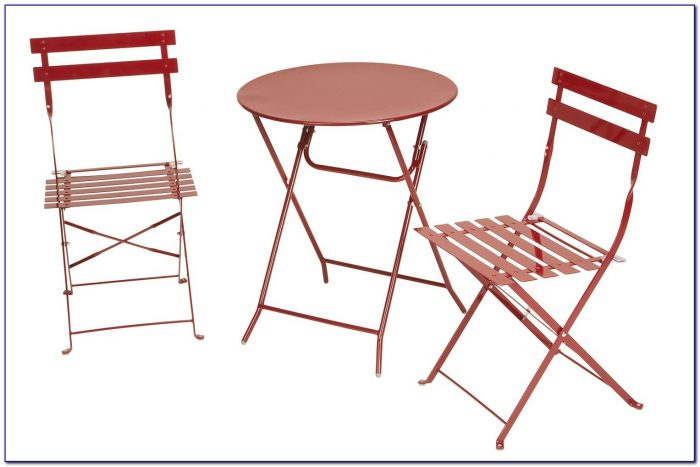 Outdoor High Bistro Table And Chairs