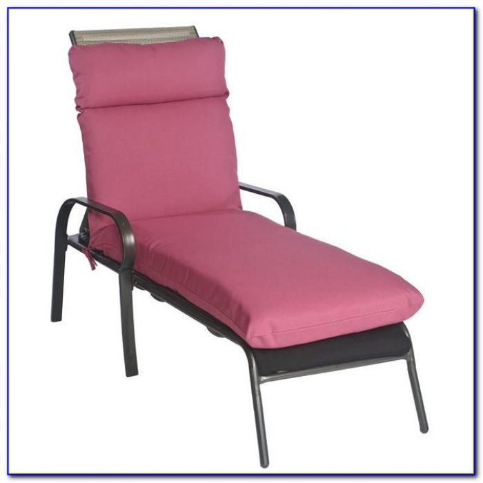 Outdoor Lounge Chair Cushions Sunbrella