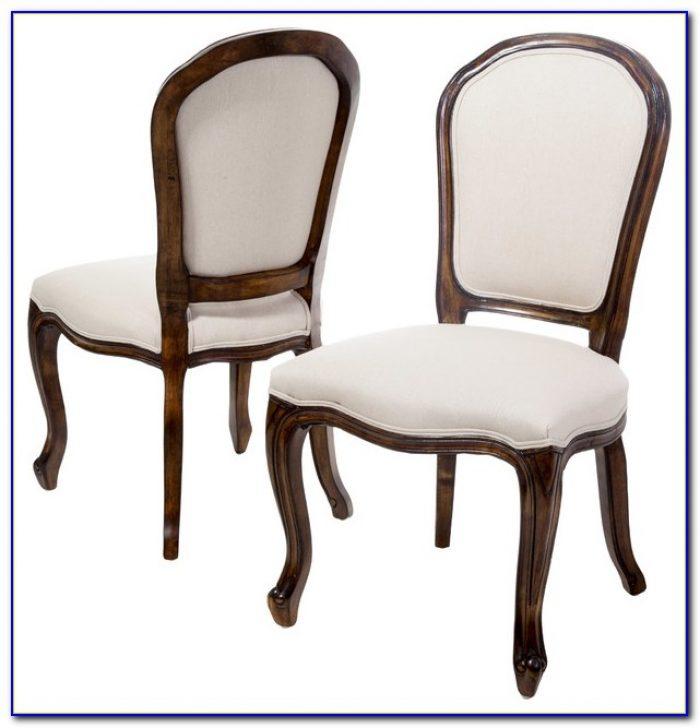 Queen Anne Dining Chair Pottery Barn
