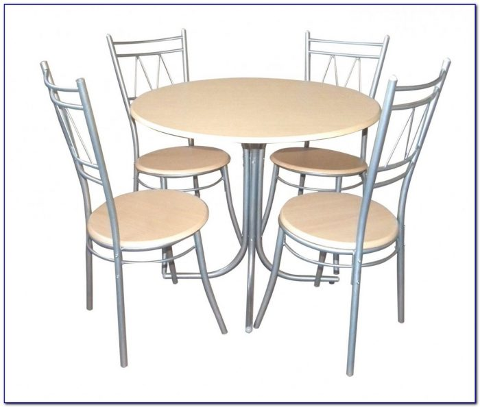 Round Table And Chairs Outdoor