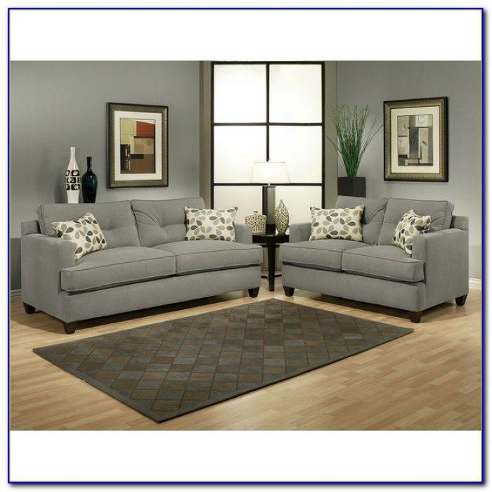 Sofa And Swivel Chair Set