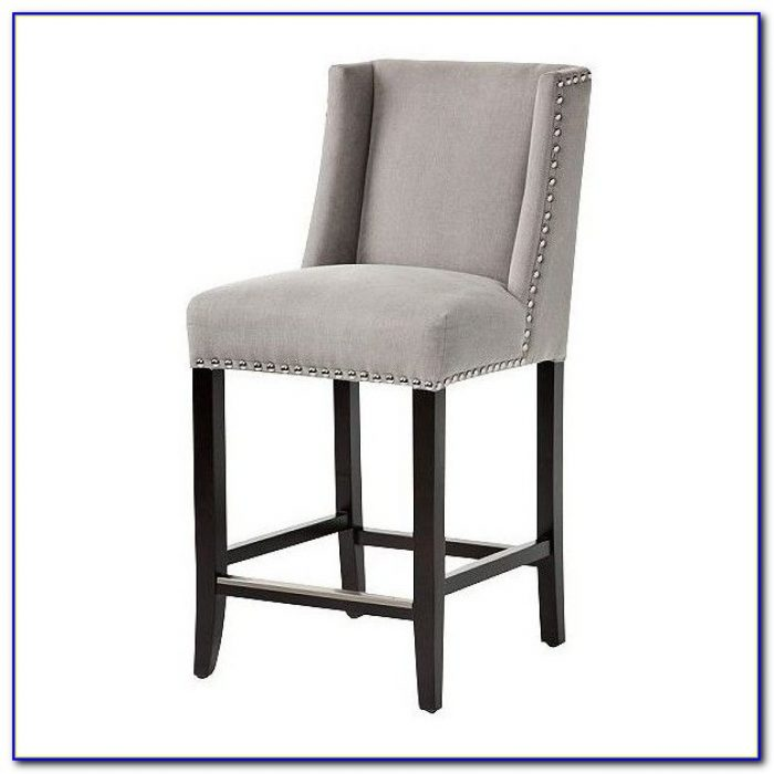 Tribecca Home Parson Classic Upholstered Counter Height Chairs