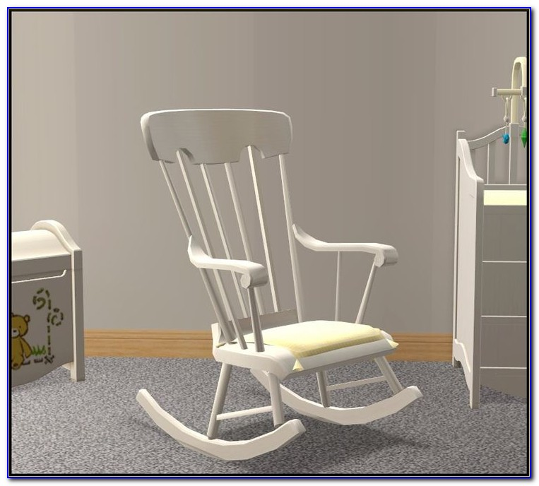 White Rocking Chair For Nursery Uk