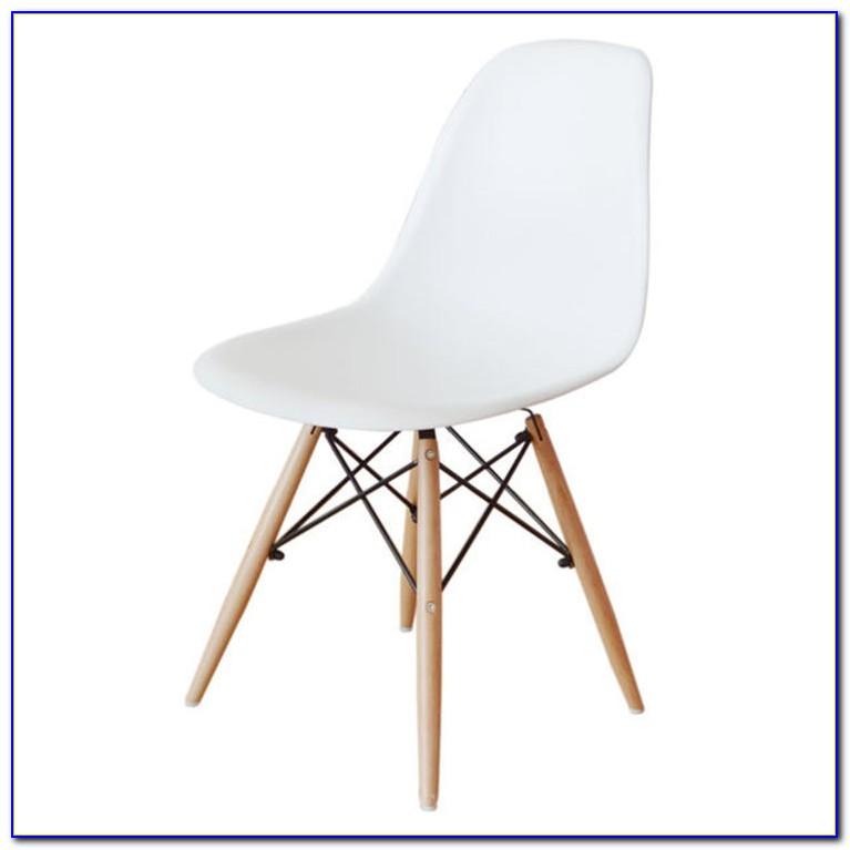 White Rocking Chair Wooden Legs