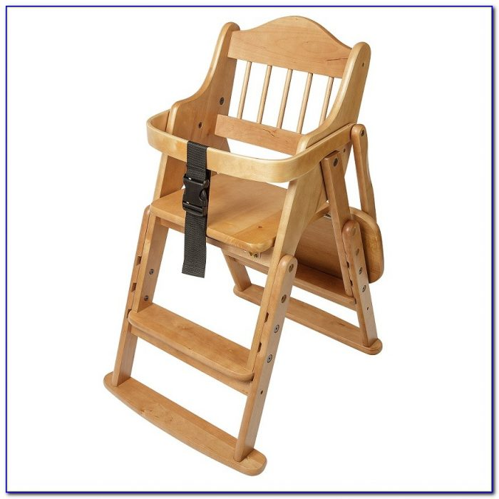 Wooden Baby High Chair Designs