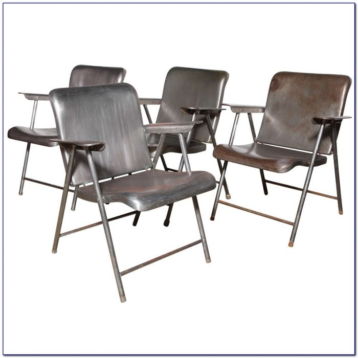 Wooden Folding Chairs Set Of 4