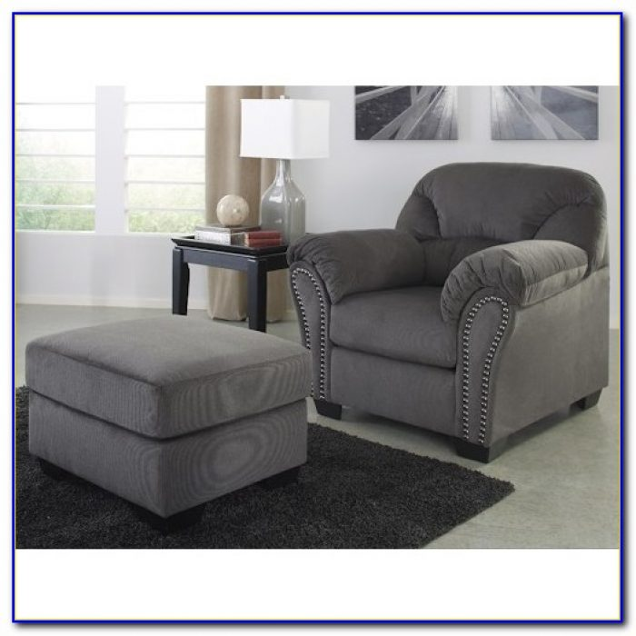 Ashley Furniture Chair And Ottoman