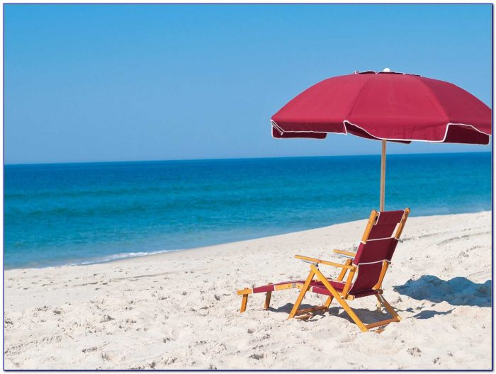 Best Beach Chairs And Umbrellas