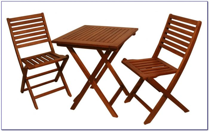 Bistro Table And Chair Set Outdoor