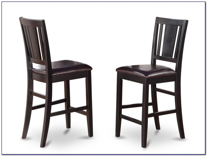 Black Counter Height Chairs