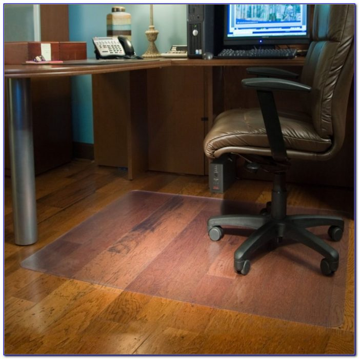 Chair Mat For Hardwood Floor Staples