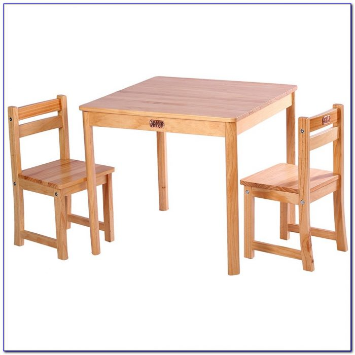 Childrens Wooden Table And Chair Set Uk