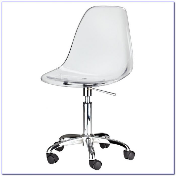 Clear Acrylic Office Chair Uk
