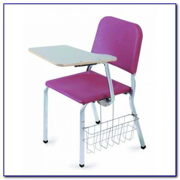 Collapsible Chair With Table